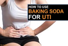 Baking Soda for UTI :Baking soda by far is the apt way to treat a person of urinary tract infection and its right usage with the combination of leading a