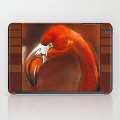 Buy flamingo iPad Case by Jacqueline Schreiber. Worldwide shipping available at Society6.com. Just one of millions of high quality products available. Ipad Case, Flamingo, Artwork, Stuff To Buy, Products, Art Work, Work Of Art, Auguste Rodin Artwork, Beauty Products