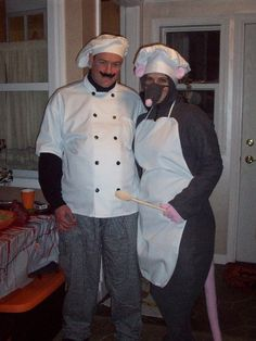 20 Best Ratatouille Costume Ideas Images Chef Costume Halloween Costumes Disney Costumes