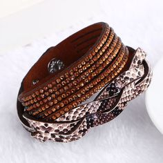New Hot Selling Vintage Leather Bracelet