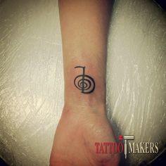 #tattoomakers #tattoo #kyiv #HBR #Київ #фотозвіт #symbol #chokurei #символ #чокурей Зробив їй #тату доки #вона не отямилась, люблю її. ^_^♥