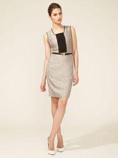 Summer Tweed Sheath Dress by Rachel Roy on Gilt.com