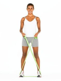 Sculpt the lower half of your body with this amazing workout routine. This workout routine will get you in shape and tone your glutes and legs. Do these exercises at home for a quick workout that will give you the results you want.