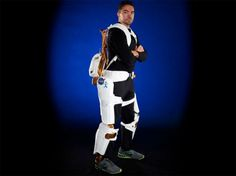 Wearable Tech NASA Exoskeleton