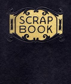 Scrap Booking