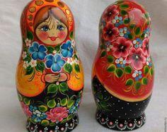 Belle russe matriochka cadeau mémorable à la par BestRussianDolls