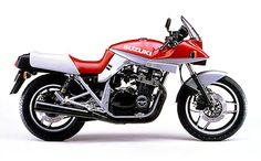 Suzuki GSX1100S Katana