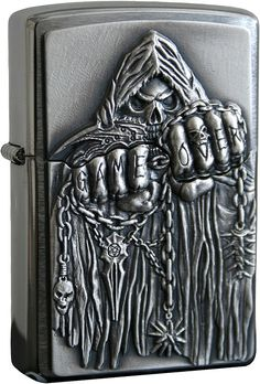 Game over death zippo. I'm up to 5 in my collection and wish this was one of them