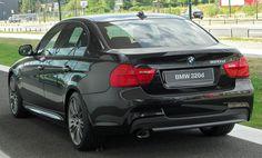 BMW E90 Edition Sport
