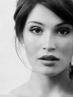 Gemma Arterton. Portrait or Business Headshot.
