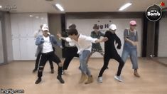 Bts - Baepsae dance practise || friend: who is that boy jungkook you talk about lately me: *thinks of this* me: idk who you talkin bout lol
