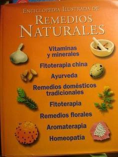 ENCICLOPEDIA ILUSTRADA DE REMEDIOS NATURALES  NORMAN SHEALY, C.   SIGMARLIBROS