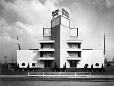 Werner Mantz: Pressa, Casa di Colonia Gazette 1928 (Museo Ludwig, ML / F 1979/1611), RBA D000428