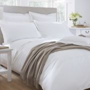 Seville Organic Cotton Sateen Sheets & Duvet. An award winning range, winning the Silver Award for Best Eco Product in the House Beautiful awards. Available in duvet covers, extra deep fitted sheets, flat sheets, oxford pillowcases, square pillowcases and boudoir cushion covers. From £22.
