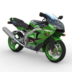 Kawasaki Ninja is the trademarked name of several series of Kawasaki sport bikes, that started with the 1984 GPZ900R. Description from imgarcade.com. I searched for this on bing.com/images