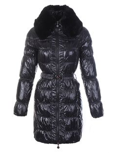 Cheap Moncler Down Coat Women Hooded Windproof Coffee Outlet
