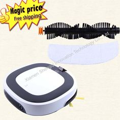 222.41$  Buy here - http://ali13j.worldwells.pw/go.php?t=1000001535278 - A Robot Vacuum Cleaner D5501 Smart  Wet and Dry Sweeper, extra 1 mop + 1 middle hair brush 222.41$