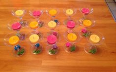 Another great idea to do with our tealights...this would make a great party favor.   www.partylite.biz/nasparman
