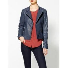THEORY JACKET @Michelle Coleman-HERS