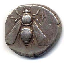 Bee coin of Ephesus