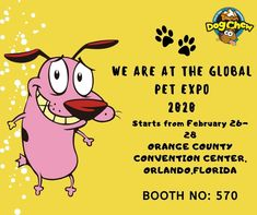 "Tibetan Dog Chew on Instagram: ""Visit our booth 570 @ the Global Pet Expo 2020 in Orange County Convention Center, #orlando #florida ! From 26-28 Feb 2020!…"" Tibetan Dog, Expo 2020, Dog Chews, Convention Centre, Orlando Florida, Orange County, Pets, Instagram, Animals And Pets"