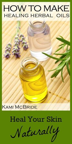 Learn how to make healing herbal oils at home that save you money and are an invaluable tool for your health and wellness.