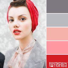 NYC Colour Pallet