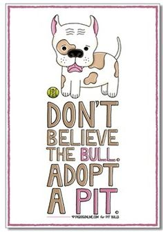 adopt a pit!