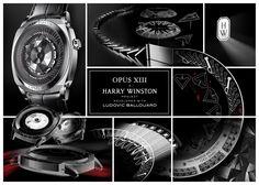 Harry Winston SWATCH