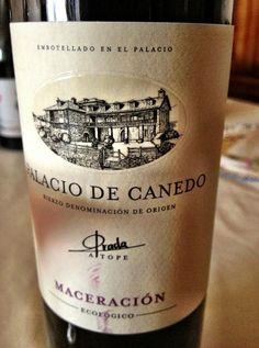 El Alma del Vino.: Prada a Tope Palacio de Canedo Maceración Carbónica 2014.
