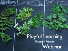 Playful Learning: Theory + Practice Webinar