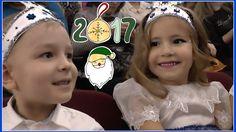 Новогодняя елка Милана 5 лет Танцует Россия Уфа Christmas tree girl Danc...