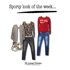 Look this look of the week... s p o r t y! www.deleukedingen.nl #look #clothes #new #sporty