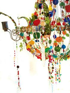 Chandelier by Magpie Collective, Barrydale, SA (also chosen by the Ohbamas for their private residence)