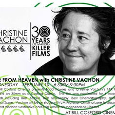 Producer Christine Vachon of Killer Films will be in Miami on Wednesday, February 10! Join us for a free screening and Q+A of FAR FROM HEAVEN with Julianne Moore on 35mm at 6:30 p.m. at Bill Cosford Cinema. This event is open to the public and presented by the Kenneth Lattman Foundation, Norton Herrick Center for Motion Picture Studies, and UM School of Communication. #film #movie #35mm #cinema #miami #sofla #coralgables #thegrove #coconutgrove #universityofmiami #canes #theatre #theater…