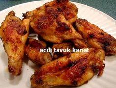 Izgarada ya da fırında yapıldığında tadına doyulmayan tavuk kanat, iştah açıcı bir ana yemek.