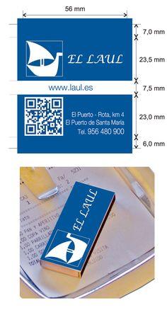 """Propuesta diseño cajas de cerillas modelo """"Hotel"""" para El Laul en El Puerto de Santa María. Personal Care, Model, Match Boxes, Santa Maria, Proposals, Self Care, Personal Hygiene"""