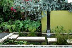 Landscape architectural design by Raymond Jungles