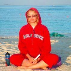 Yogi Sally Ann Slight @yogisally