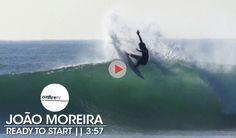 O ano que se aproxima será bastante decisivo para a jovem carreira de João Moreira. O surfista de Carcavelos/Caxias trabalhou duro no ano que passou e parece pronto para novos desafios, como podemo...