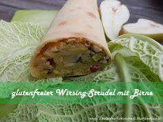schneller glutenfreier Wirsing-Strudel  http://zauberhaftekruemel.blogspot.co.at/2015/11/rezepte-glutenfreier-wirsing-strudel.html