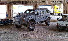 Canadian Gurkha LAPV or Knight XV Conquest