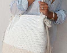 Crochet patrones Bryce bolso o la cartera por por LakesideLoops
