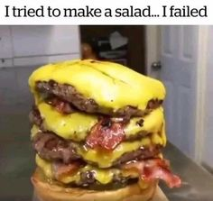 Crazy Burger, I Tried, Happy Quotes, Happiness Quotes, Hot Dog Buns, Funny Memes, Meme Gifs, First Time, Hamburger