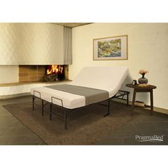 Premier Ellipse Arch Platform Bed Frame Brushed Silver