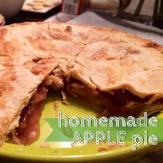 is there anything better than old fashioned apple pie? great and easy recipe (including crust recipe)