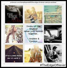 #TheEdgeOfNever Camryn & Andrew