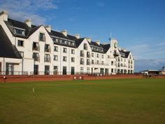 The Carnoustie Golf & Hotel in the home of golf St.