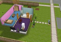 My house in Simsssssssssssss