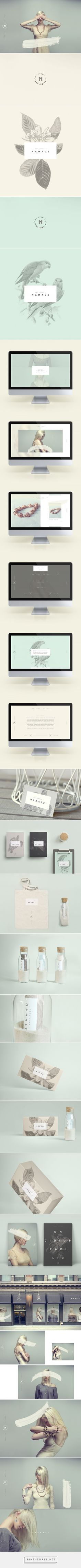 Créations Namale Branding by Phoenix the Creative Studio on Behance | Fivestar…